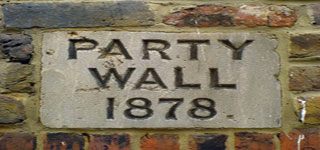Party wall services party wall surveyors party wall for Find a party wall surveyor